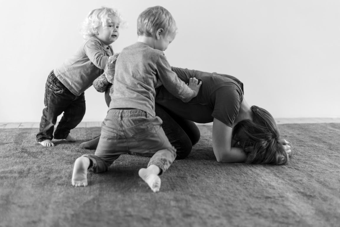 Parent child interaction movement – play attaches.